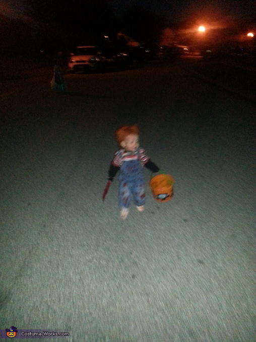 trick or treat, The Good Guy Chuckie Costume