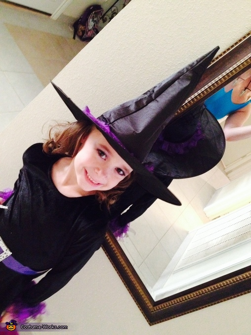 The Good Witch Homemade Costume