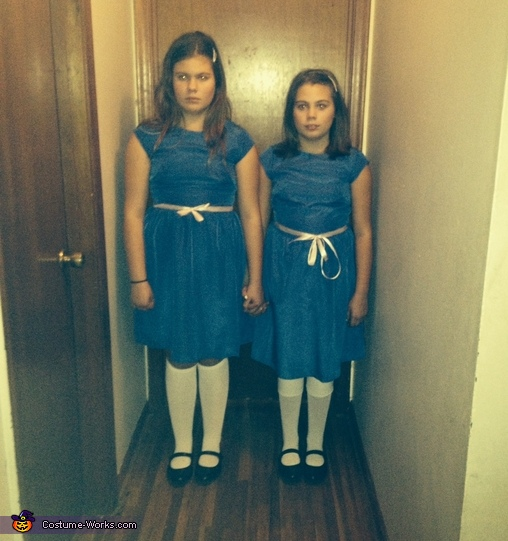 The Grady Twins Costume  sc 1 st  Costume Works & The Grady Twins Halloween Costume Idea