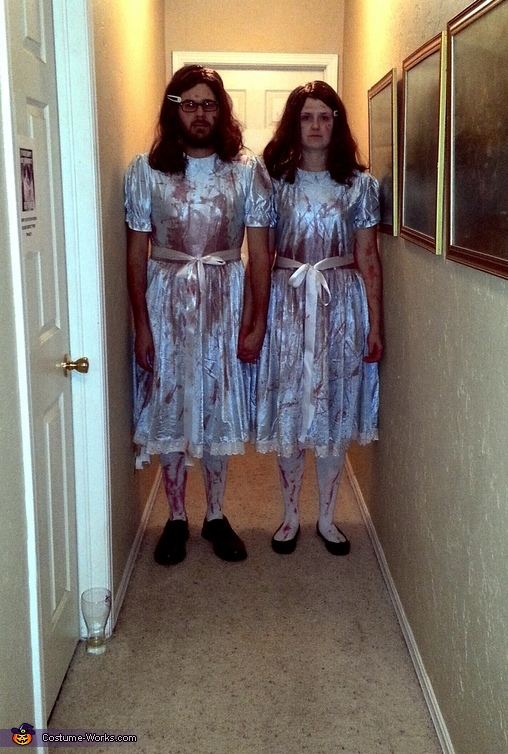 The Grady Twins Halloween Costume