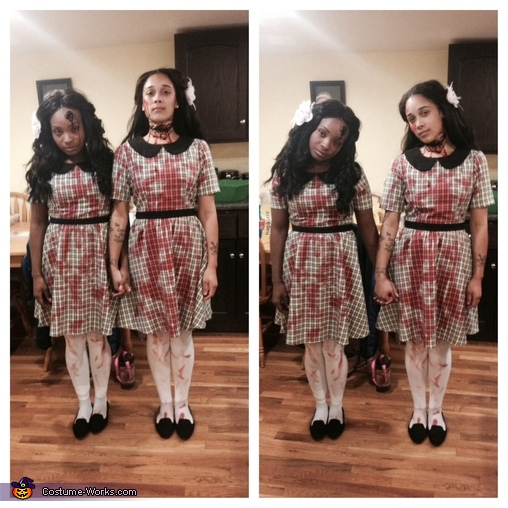 The Grady Twins Halloween Costumes