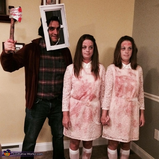 The Grady Twins from The Shining Costumes