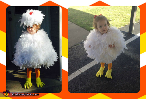 Grand Champion Chicken, The Grand Champion Chicken Baby Costume