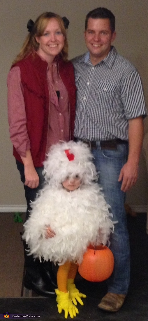 Roberts Family Farm , The Grand Champion Chicken Baby Costume