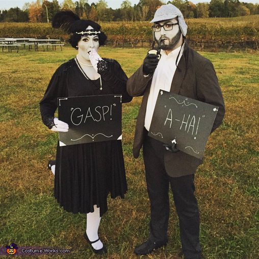 The Great GASPy Costume
