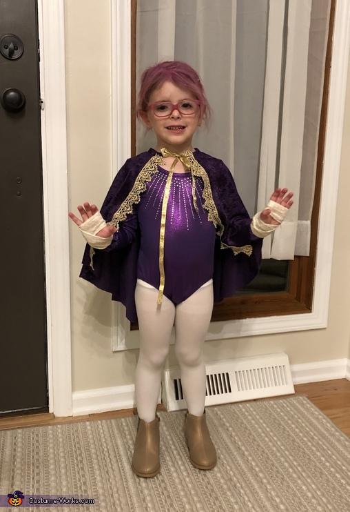 The Greatest Showman Anne Wheeler Costume