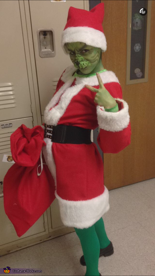 The grinch, The Grinch Costume