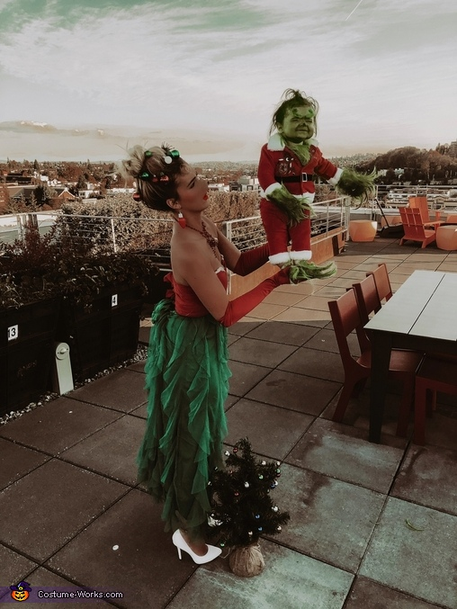 THE GRINCH WHO STOLE CHRISTMAS, The Grinch - Whoville Costume