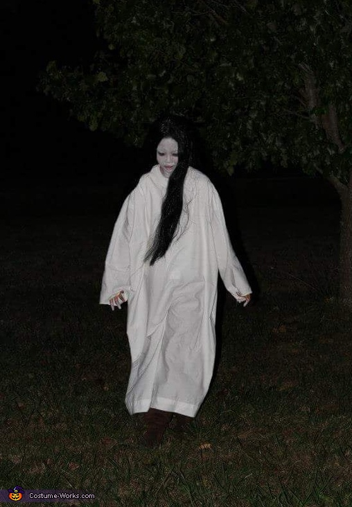 The Grudge Homemade Costume