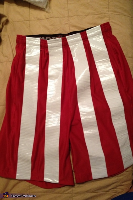 The Harlem Globetrotters Group Costume