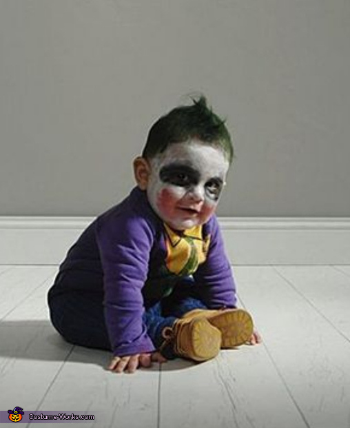 WHY SO SERIOUS, The Harley Quinns and The Jokers Costume
