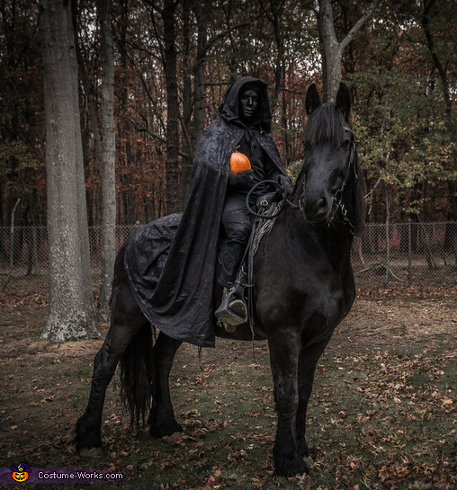 The Headless Horseman Costume