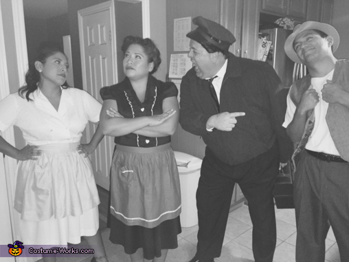 The Honeymooners Costume