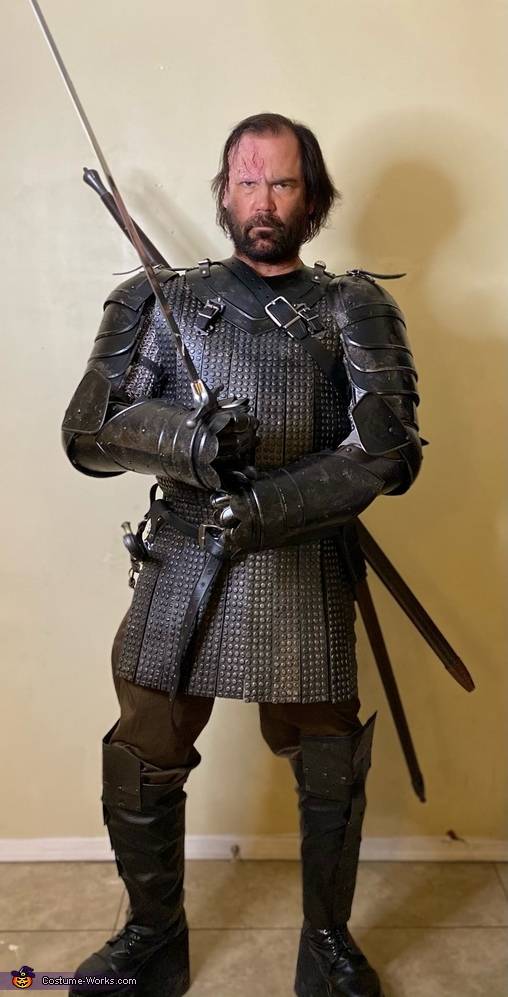The Hound aka Sandor Clegane Costume