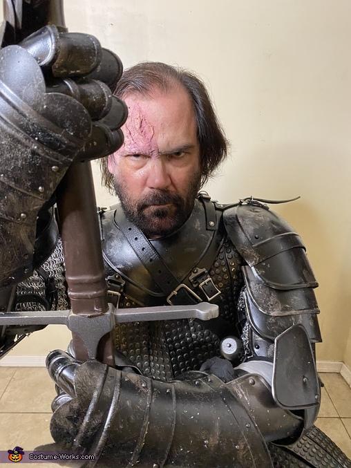 Loyal to my king, The Hound aka Sandor Clegane Costume