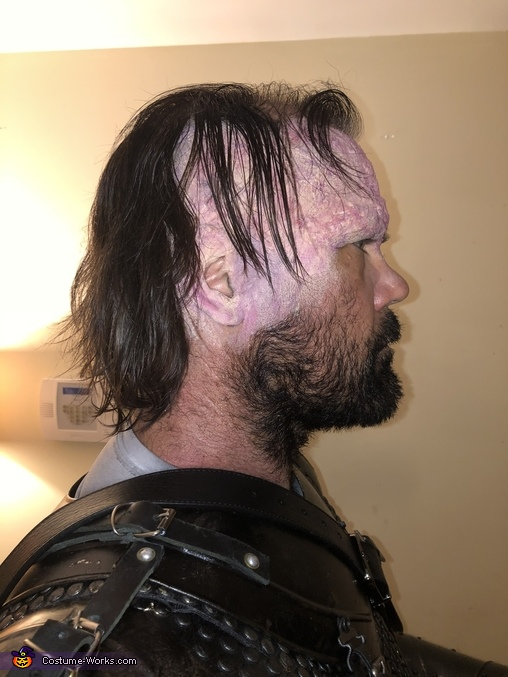 Gift from my brother, The Hound aka Sandor Clegane Costume