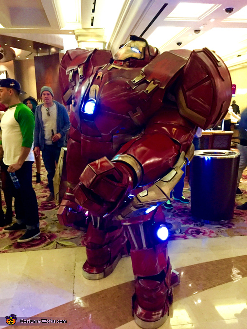 The Hulkbuster Costume