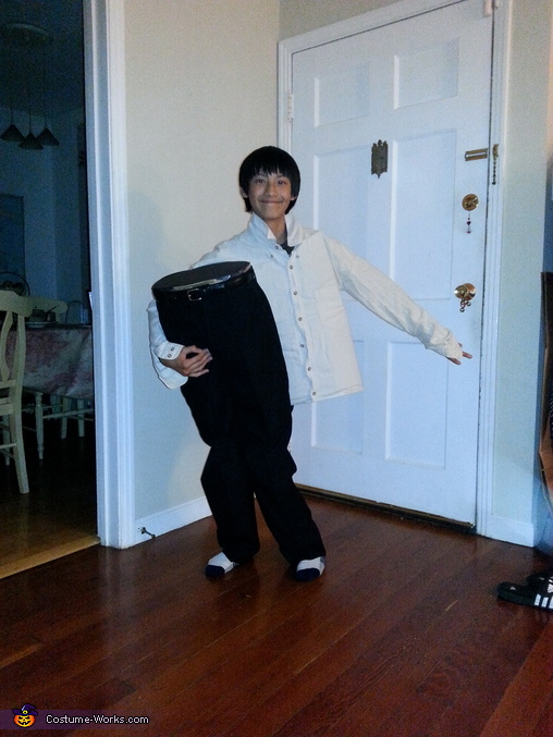 The Illusionist Homemade Costume