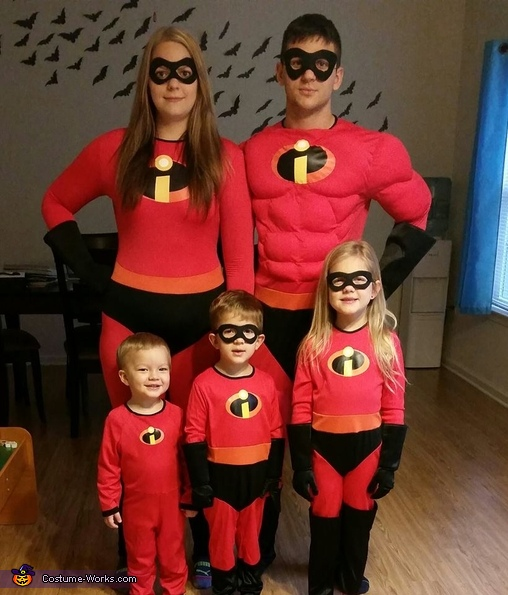 sc 1 st  Costume Works : costume incredibles  - Germanpascual.Com