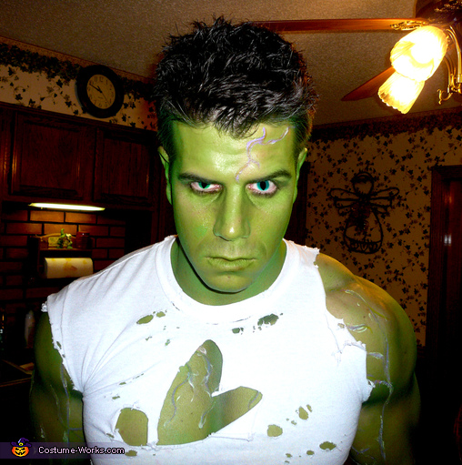 The Incredible Hulk, The Incredible Hulk Costume