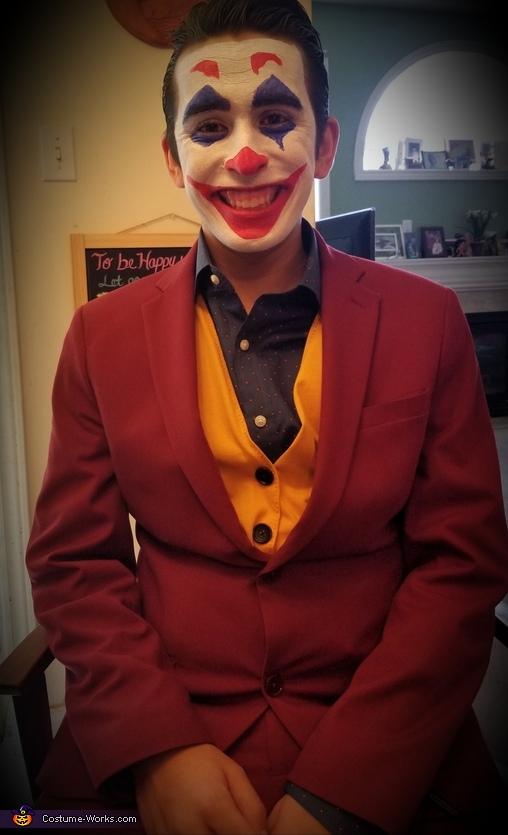The Incredible Joker Costume