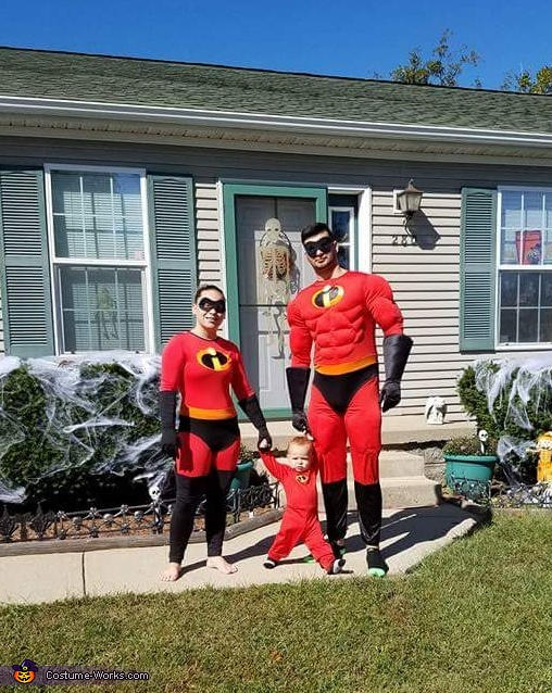 The Incredibles Family Costume : incredibles family costume  - Germanpascual.Com