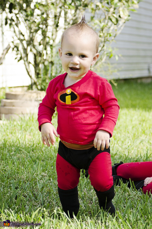 The perfect little Jack Jack!!!, The Incredibles Family Costumes