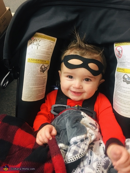 Jack Jack because that hair 😍, The Incredibles Costume