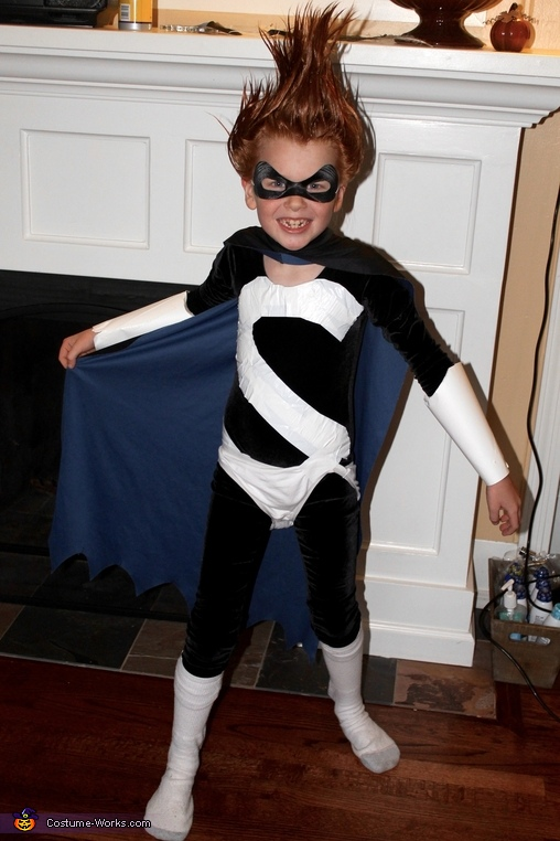 Syndrome, The Incredibles Family Costume