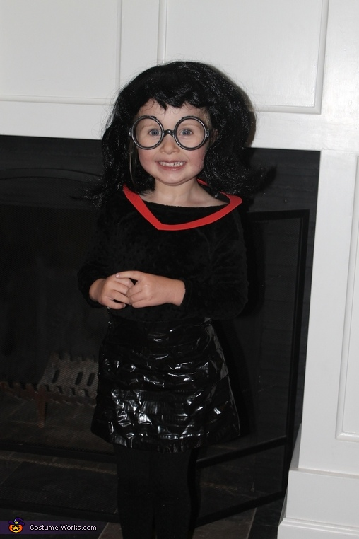Edna Mode, The Incredibles Family Costume