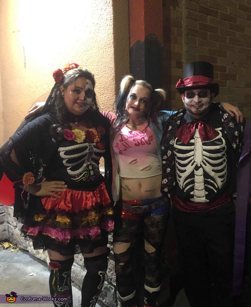 The Infamous Harley Quinn Costume