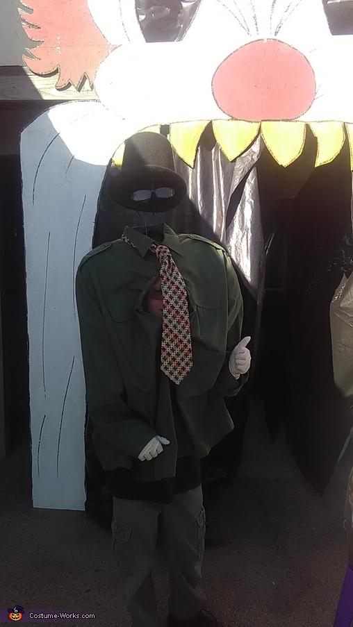 Invisible man pic2, The Invisible Man Costume