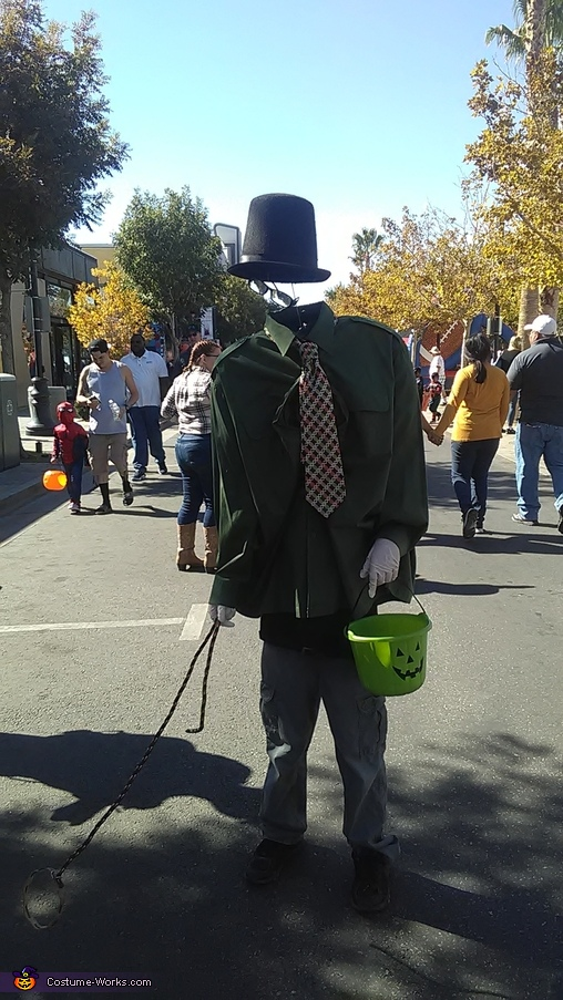 Invisible man pic, The Invisible Man Costume