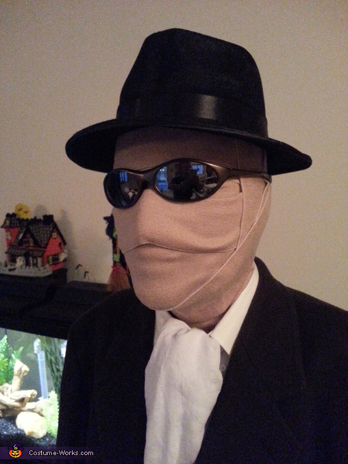 The Invisible Man Costume Idea Mind Blowing Diy Costumes
