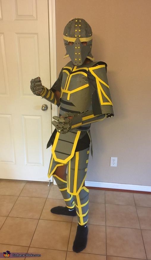The Iron Warrior Costume
