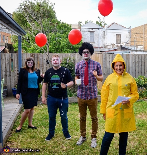 The IT Crowd Costume