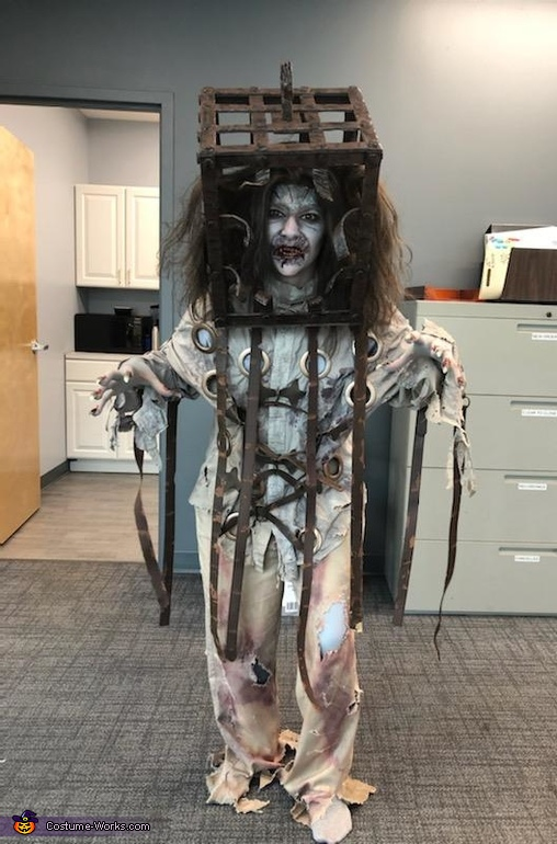 The Jackal-13 Ghosts Costume