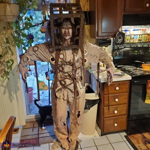 The Jackal-13 Ghosts Homemade Costume