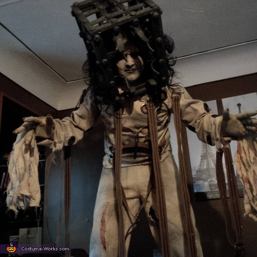 13 Ghosts The Jackal Costume