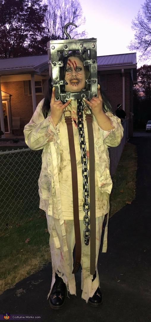 The Jackal Costume