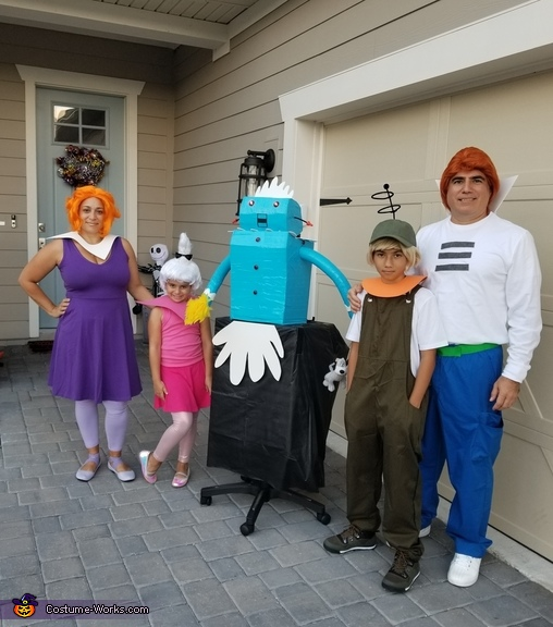 The Jetsons Costume