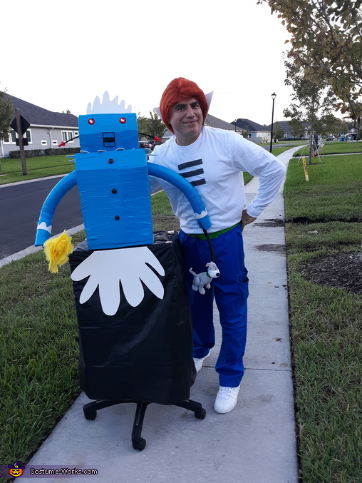 The Jetsons Homemade Costume