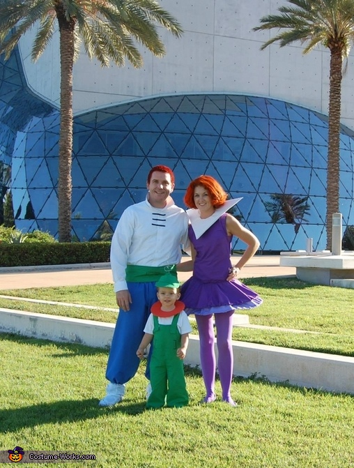 The Jetsons Family Costume