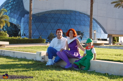 The Jetsons Family, The Jetsons Family Costume