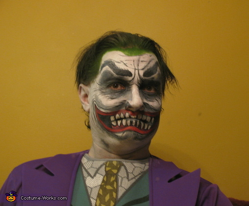 The Joker Costume DIY
