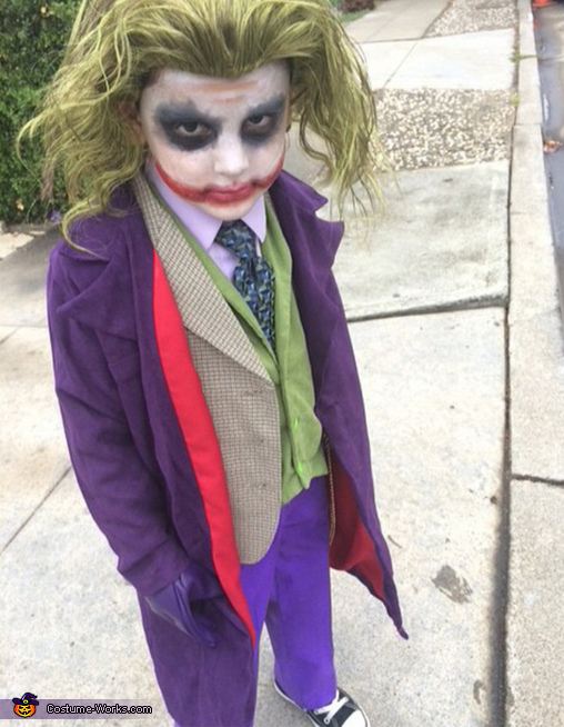 joker, The Joker Costume
