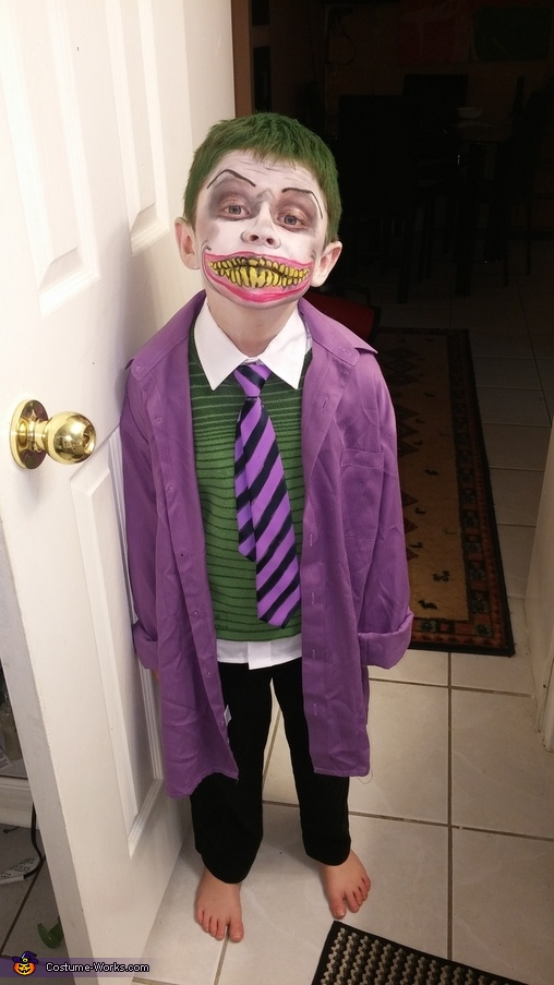 the joker, The Joker Costume