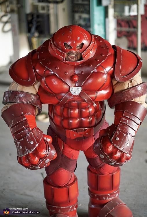 Juggernaut, The Juggernaut Costume