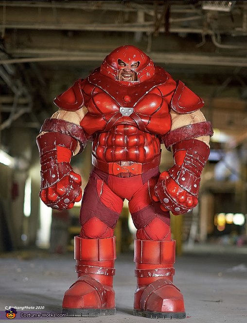 Juggernaut, The Juggernaut Costume