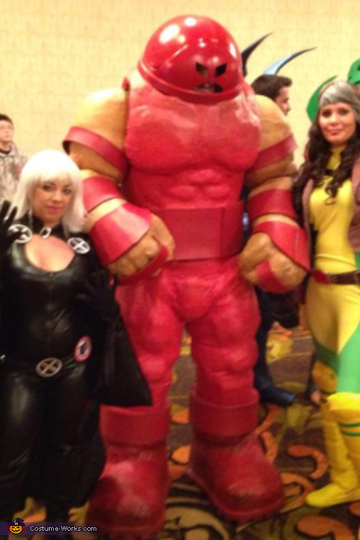 The Juggernaut Costume